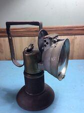 VINTAGE ANTIQUE OXWELD RAILROAD LAMP 2155