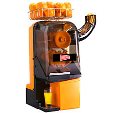 GMCW JX15MC 15 Oranges / Minute Manual Feed Automatic Citrus Juicer