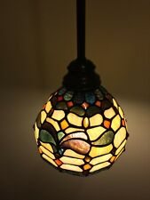 Tiffany Hanging Lamp In Chandeliers Ceiling Fixtures For Sale Ebay