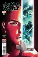 Star Wars: The Force Awakens Adaptation #4  Marvel Comics COVER A 1ST PRINT