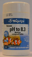 Waterlife Multiple Compound Buffer for Marine Aquariums pH to 8.3