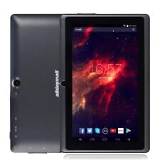 "A88X 7"" in Android Tablet 4.4, Quad Core, Hd, 3D, Doble Cámara, de 8GB, Soporte Kodi"
