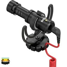 Rode VideoMicro Compact On Camera Microphone - Compact / Lightweight