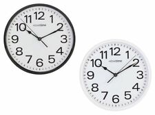 Horloges murales vintage/rétro avec affichage 12 heures pour la maison