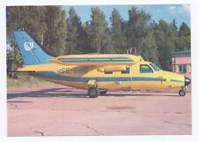 Swimming Aero Sweden Mitsubishi MU-2K SE-GHC c/n 289 target towing aircraft