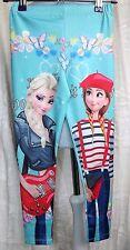 Frozen Elsa die Eiskönigin Leggings Mädchen Hose Gr. 122/128 /001/