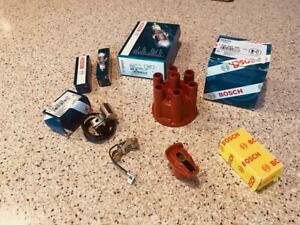 IGNITION TUNE UP KIT MERCEDES BENZ W113 230SL 250SL  280SL  CAP ROTOR POINTS