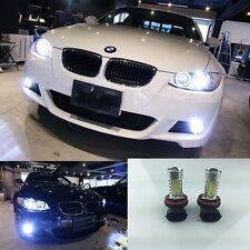 H11 H8 CREE Projector Fog Light DRL No Error For BMW E71 X6 M E70 X5 E83 F25 X3