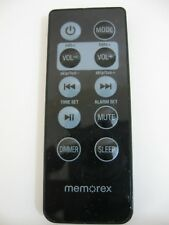 Memorex Mi4390 iPod Dock Docking Station Audio Remote Control Free Shipping