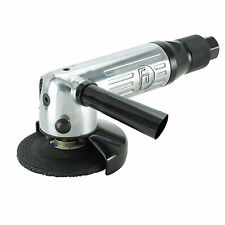 New Portable Air Angle Grinder Grip Lever GP-832S Front Exhaust Pneumatic