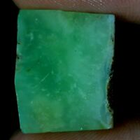 Best Offer 100% Natural Chrysoprase Lapidary Cabbing Rough Slab Jaipurgems2016