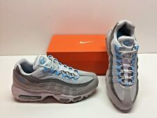 Nike Air Max '95 Running Cross Trainer Gray Blue Athletic Sneakers Shoes Mens 9