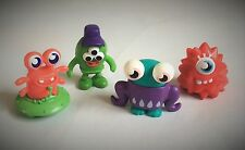MOSHI MONSTERS – 4 x FIGURES – SERIES 6