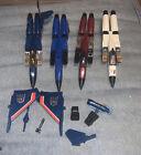 G1 Transformers Seeker Jets Parts Lot Dirge Ramjet Thundercracker Thrust