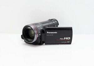 PANASONIC HDC-SD700 CAMCORDER 3MOS HD DIGITAL HIGH DEFINITION VIDEO SDXC CARD