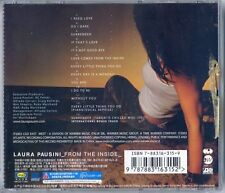 "LAURA PAUSINI ""FROM THE INSIDE"" CD ALBUM ( WITH BONUS ) CHINA ASIA 2003 + RARE +"
