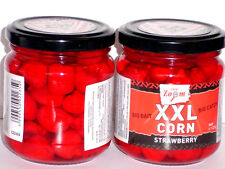 CARP ZOOM XXL MAIS CORN BIG CATCH BIG BAIT ANGELMAIS FUTTER ERDBEERE STRAWBERRY