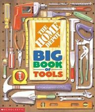 The Home Depot Big Book of Tools, Weinberger, Kimberly, Good Book
