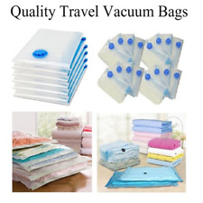 Large Vacuum Storage Bags Space Saving Home & Garden Travel Compressed Bags New