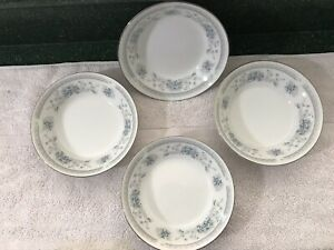 4 5.5In Bowls;American Limoges bridal bouquet