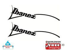 Ibanez Guitar Decal Headstock Waterslide Luthier Restoration 33