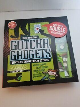 Gotcha Gadgets 2015 Die CutToy Book