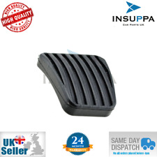 VAUXHALL/OPEL ASTRA VECTRA CLUTCH-BRAKE PEDAL PAD RUBBER 560808-90105172