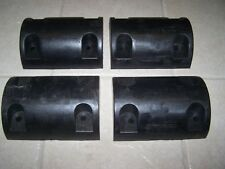 Rubber Bumpers - Boat, Dock, large - 4 pieces