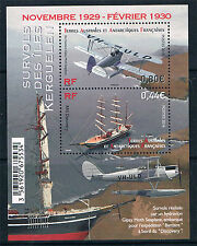 French Antarctic/TAAF 2016 Kerguelen Survey 2v MS MNH