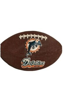 Dolphins Football Plaque