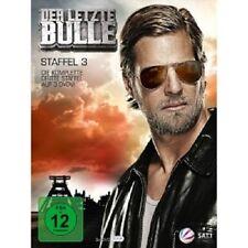 H.BAUM/M.GRILL/S.VIGG - DER LETZTE BULLE-STAFFEL 3 3 DVD ACTION SERIE  NEU