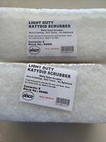 10 pack Light Duty Katydid Scrubber Sponge Made In USA