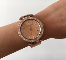 BNWT! Michael Kors MK3369 Rose Gold-Tone Darci Watch - Free Express Post!