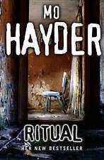 Hardback Crime & Thriller Fiction Books with Dust Jacket
