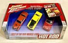 🏁 Johnny Lightning Hot Rod Magazine First of the 1970 Muscle Cars 3 Car Set 🏁