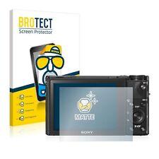 Sony Cyber-Shot DSC-RX100 V , 2 x BROTECT® Matte Screen Protector, anti-glare