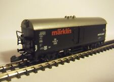 New Marklin Z Gauge Wagon Rolling Stock 'Marklin Mini-Club'