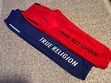 True Religion Mens Jogger Type Pants Size XL $50 Each