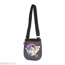 My Little Pony Girl's Equestria Rainbow Dash Crossbody Bag Purse Hasbro
