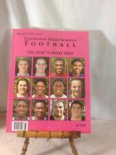 2004 Murphys Fairs TENNESSEE HIGH SCHOOL FOOTBAL The Guru's Great Ones Paperback