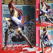 UK Anime Fairy Tail Erza Scarlet 20cm Action Figure