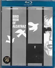Birdman of Alcatraz Blu Ray New Twilight Time Ltd Edition All Regions Free Post