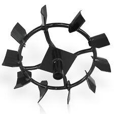 Hecht 000750 Schaufelräder 2 x Eisen Schaufelrad Eisenradset zum Pflügen