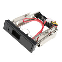 "Internal 3.5"" SATA Holder Bay Mobile Rack SATA HDD Backplane Enclosure"