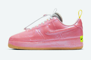Nike Air Force 1 Experimental Racer Pink Shoes Authentic Sneakers US 9