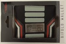 Nintendo Controller Logo Metal Badge Video Game Gift Box Bifold Wallet Nwt