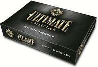 2011-12 Upper Deck Ultimate Collection Hockey Factory Sealed Hobby Box