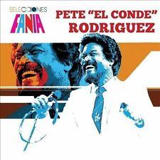 Pete El Conde Rodriguez Seleciones Fania CD New Sealed