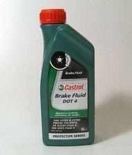 Castrol Brake Fluid DOT4 / 1 Ltr.  SAE J1703, SAE J1704 FMVSS 116 DOT 4 ISO 4925