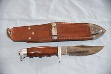 Locknife Model 490 - Super Rare Knife with Sheath!